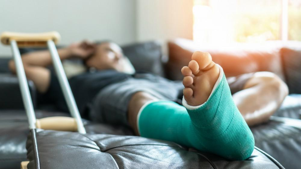 Claims in foot/ankle surgery