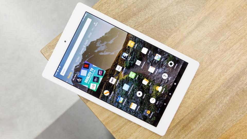 Amazon Fire Tablet Gets Stuck in Fastboot Mode
