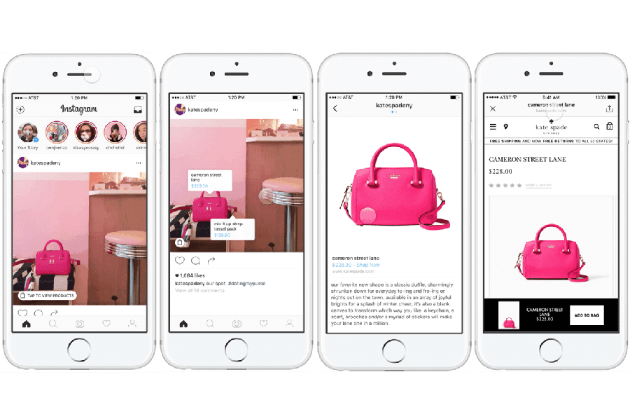 increase your sales on Instagram