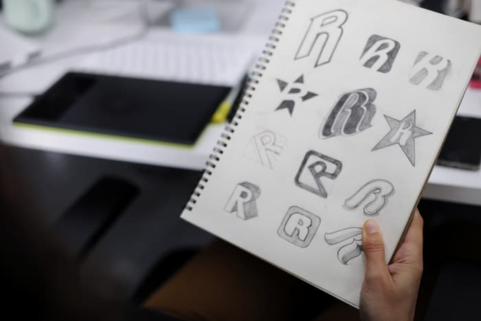 Benefits of Online Games and Exciting Gaming logo designs.